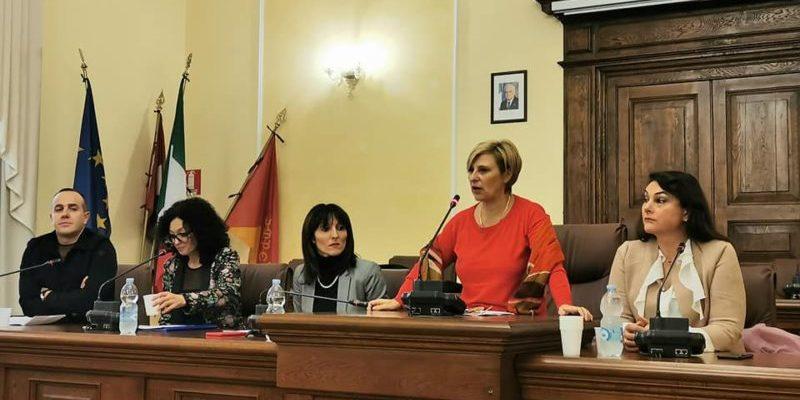 Contro la Violenza sulle Donne intesa firmata a palazzo S.Francesco